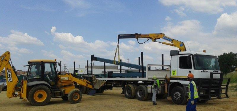 Crane Trucks For Hire