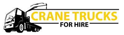 Truck Crane Logo Crane Trucks For Hire is Here